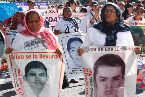 Titulares de la Corte, FGR y Ejecutivo Federal revisan Caso Iguala