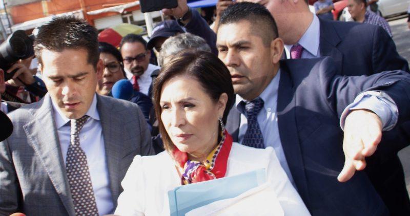 La Auditoría Superior de la Federación prepara otras cuatro denuncias contra Rosario Robles por presuntos desvíos de recursos
