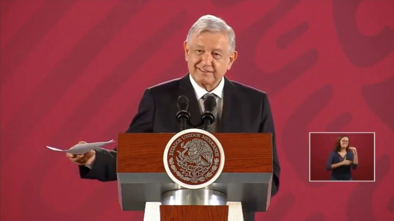 Video: Exitosa, la mayor operación financiera en la historia de Pemex: AMLO
