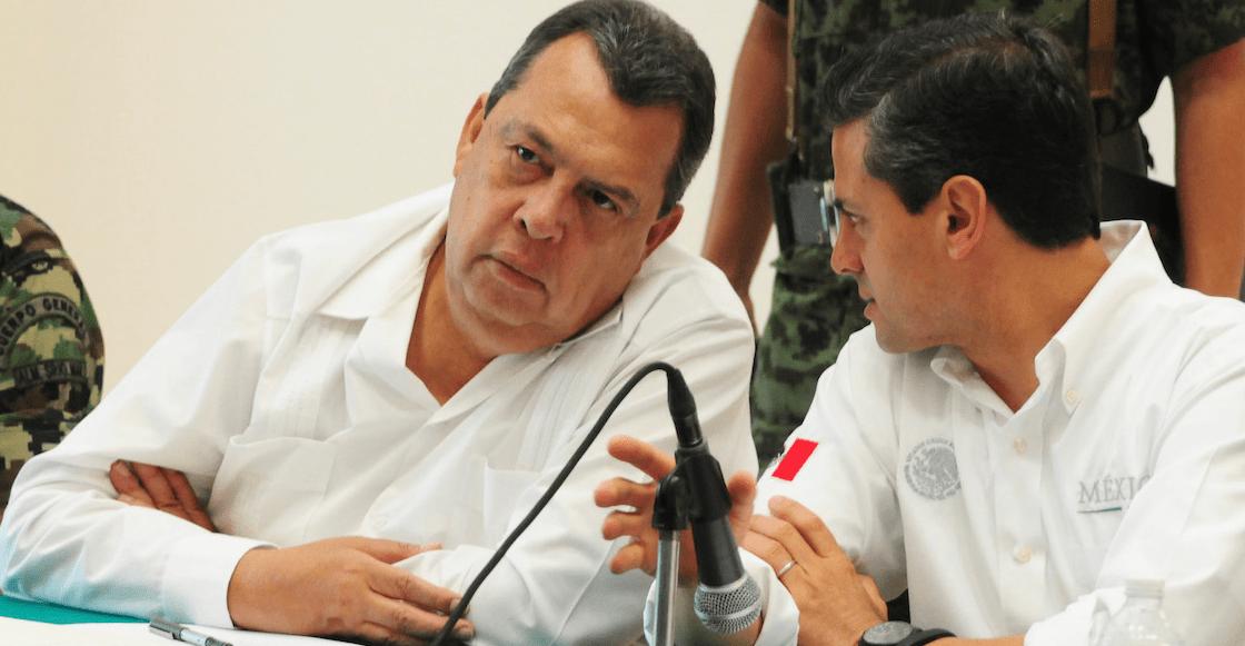 Peña Nieto se negó a escuchar nuestra versión del caso Iguala, dice ex gobernador de Guerrero, Angel  Aguirre