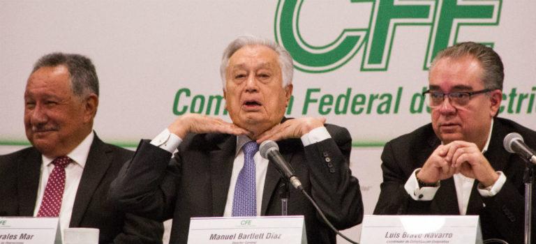 SFP abre investigación sobre declaración patrimonial de Manuel Bartlett