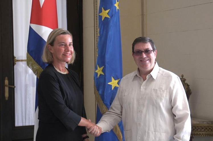 Respalda la Unión Europea a Cuba pese a presión de EU