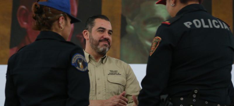 """Cárteles que operan en la Ciudad de México se han """"debilitado"""": Jesús Orta"""