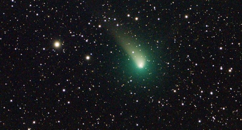 Un estudio revela de dónde provienen los cometas