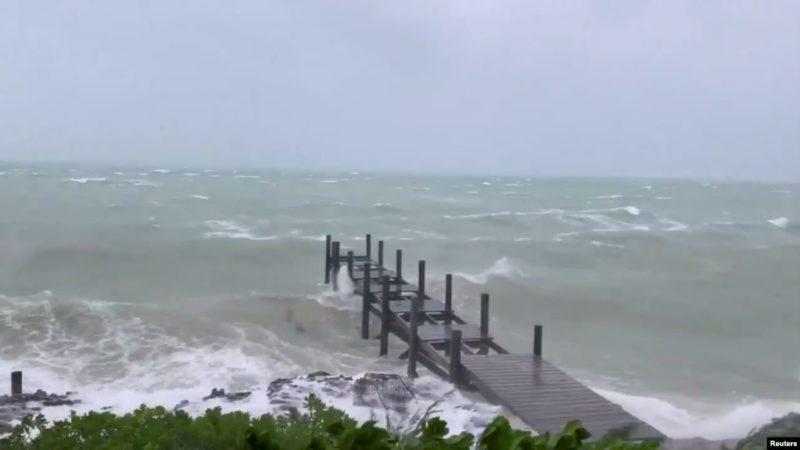 Videos: Huracán Dorian toca tierra en las Bahamas con categoría 5