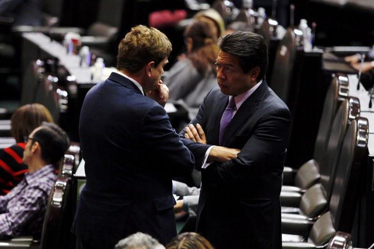 Morena desiste de cambiar la ley; deja al PAN presidir Cámara de Diputados