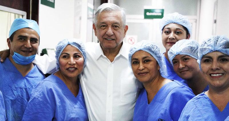 AMLO denuncia boicot de farmacéuticas y afirma que las medicinas llegarán hasta los sitios más apartados del país