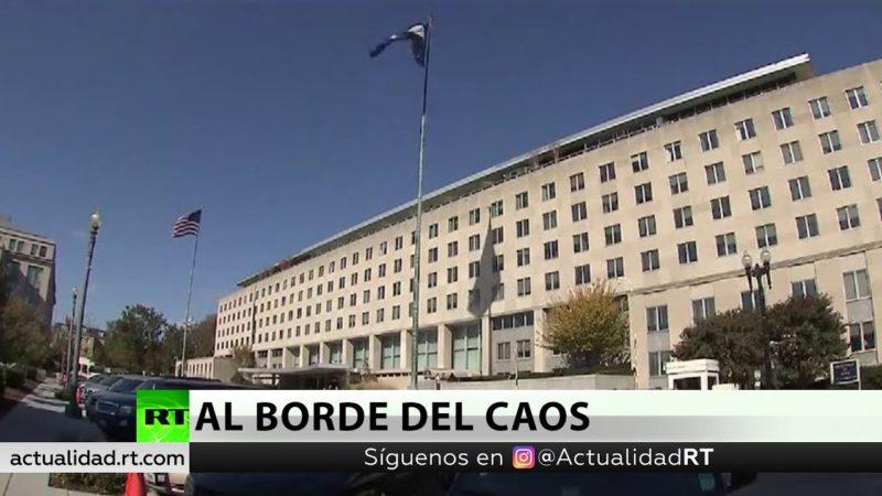 Videos: EE.UU. y socios de la OEA activan el mecanismo de defensa interamericano contra Venezuela