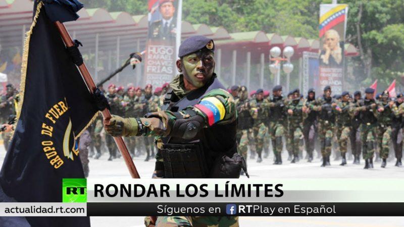 Videos: Venezuela inicia este martes ejercicios militares en la frontera con Colombia durante 18 días