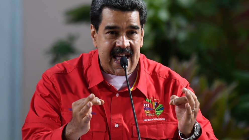 """Maduro: """"pronto"""" habrá elecciones de la Asamblea Nacional"""