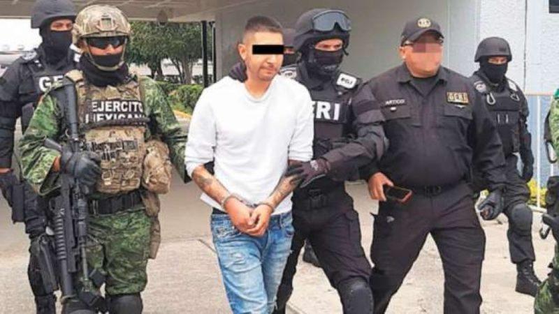 Video: El Mawicho, detenido, por matar a dos israelitas; confiesa que recibió  10 mil pesos del Cartel Jalisco Nueva Generación y que prefería ser sicario que ratero
