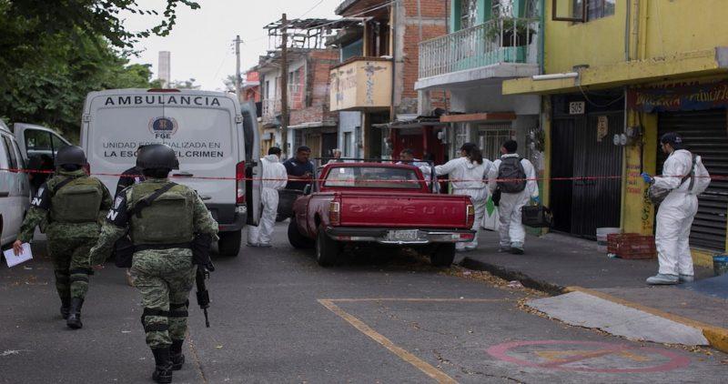 Nueva espiral de violencia en Michoacán por la lucha entre 4 cárteles y por las extorsiones