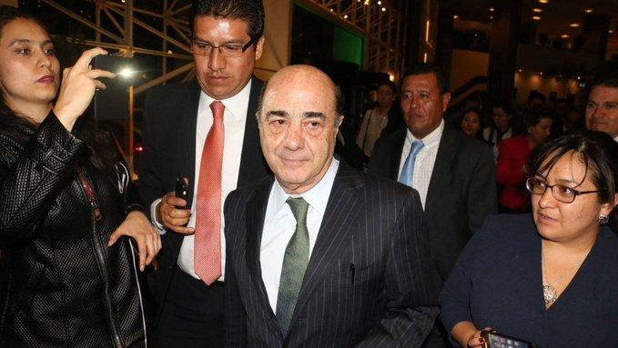 """Murillo Karam sigue defendiendo la """"verdad histórica"""": los 43 fueron quemados, recalca"""