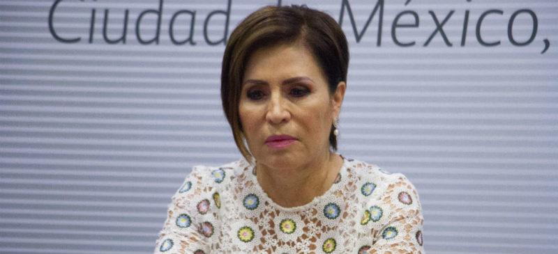 """Videos: """"¿Por qué esa saña?"""", pregunta Rosario Robles a AMLO"""