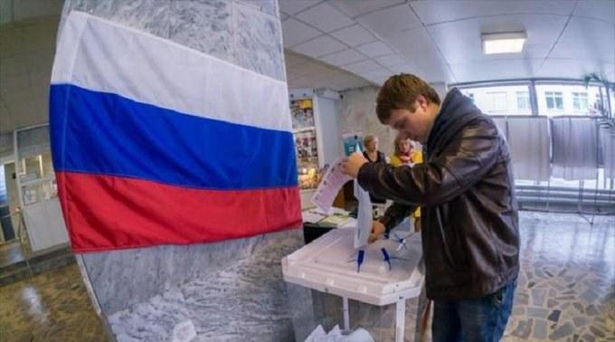 Elecciones Rusia: partido gobernante obtiene frágil mayoría