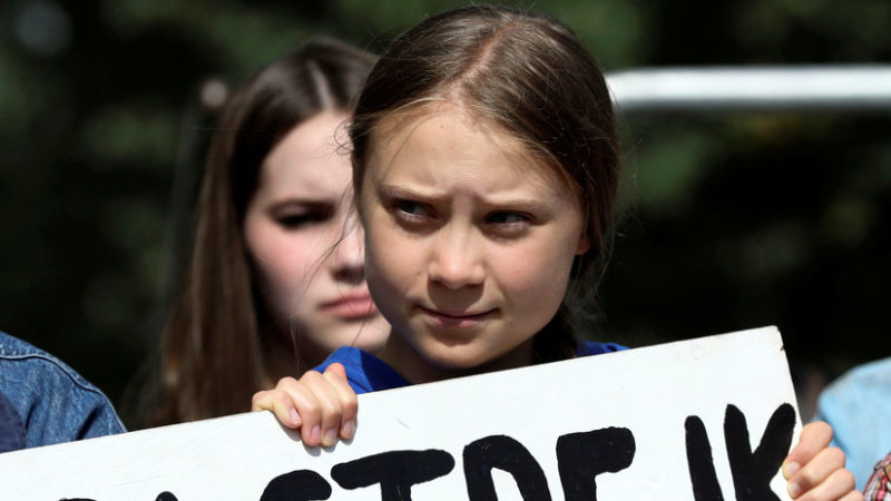 La niña que derrotará a Trump