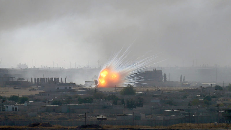 El Ejército turco ocupa la ciudad clave fronteriza siria de Ras al-Ayn
