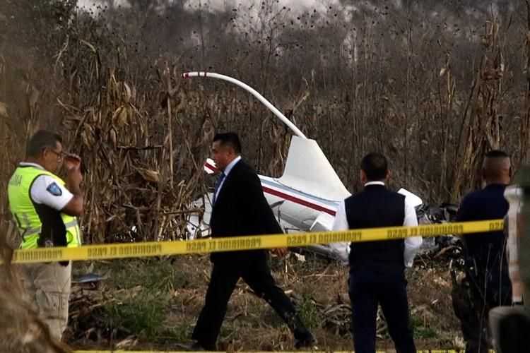 SCT descartó atentado en la caída del helicóptero donde perdieron la vida la gobernadora Martha Érika Alonso y el senador Moreno Valle