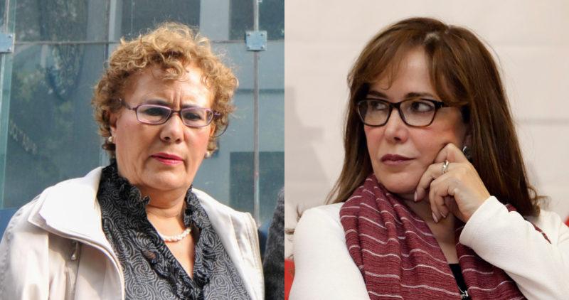 """Tribunal Electoral del Poder Judicial de la Federacióndeja fuera de la contienda por Morena a Polevnsky y Bertha Luján; Rojas llama a """"la unidad"""""""