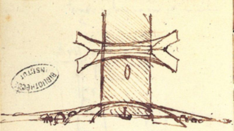 Video: Ponen a prueba un puente diseñado por Da Vinci hace 500 años y confirman que es una maravilla de la ingeniería