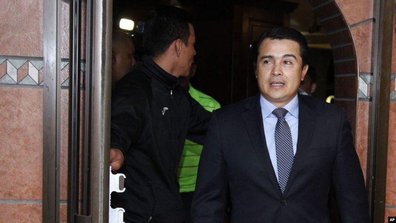 EE.UU. declara culpable a hermano de presidente hondureño por traficar drogas y poseer armas