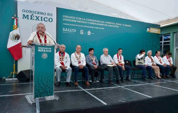 """Video: Dejar libre a Ovidio Guzmán, """"marca diferencia"""": AMLO"""