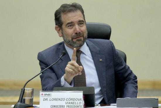 Pide el Instituto Nacional Electoral entregar información sobre sobornos para la campaña de Peña Nieto para hacer una indagatoria