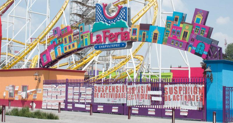 Las autoridades de CdMx retiran concesión a Feria de Chapultepec por la tragedia donde murieron 2 personas