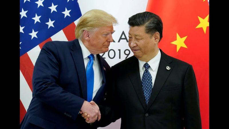 """Videos: Trump: EE.UU. alcanzó una """"sustancial primera fase"""" de un acuerdo comercial con China"""