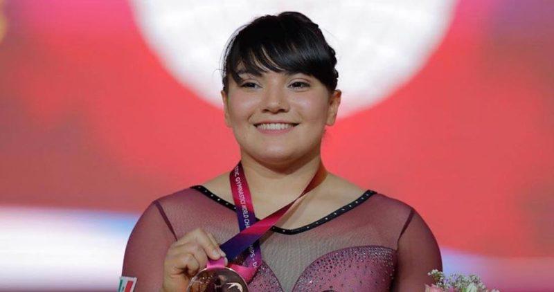 Criticaron su físico, trataron de dañarla en redes. Alexa Moreno es Premio Nacional del Deporte