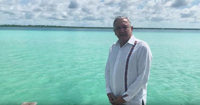 """Video: AMLO celebra decisión de Evo de convocar a nuevas elecciones y critica a la OEA porque """"no se pronunció por fraude"""" en México"""