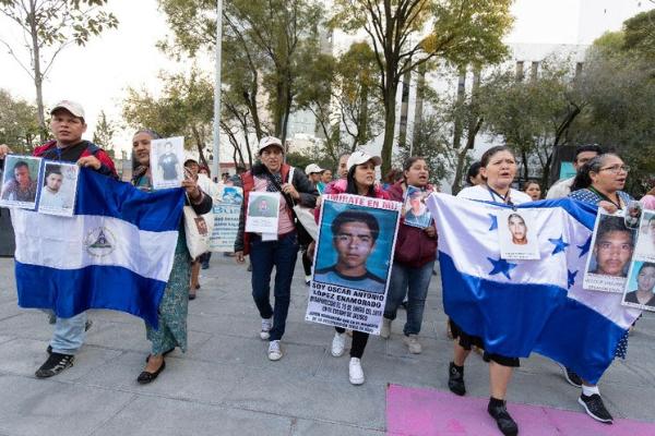 Solución, piden madres centroamericanas que buscan a sus hijos desaparecidos en México