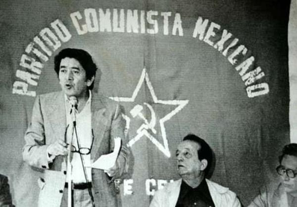 El fantasma del comunismo mexicano