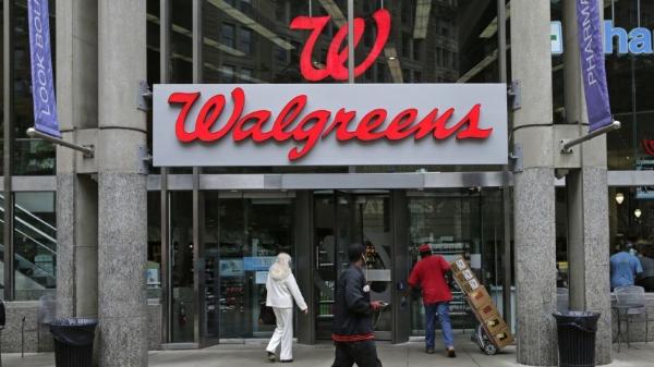 Farmacia Walgreens en San Diego vendió millones de opioides sin receta, reporta la DEA