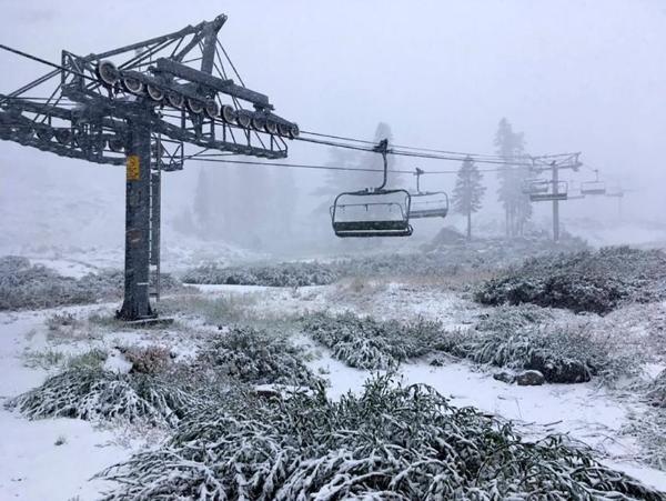 Llega la primera tormenta invernal en el sur de California este martes