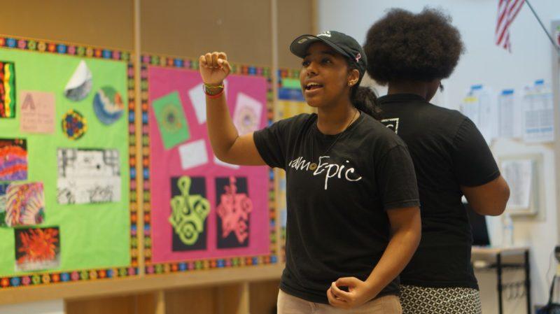 Student Performers Explore Impact of School Segregation