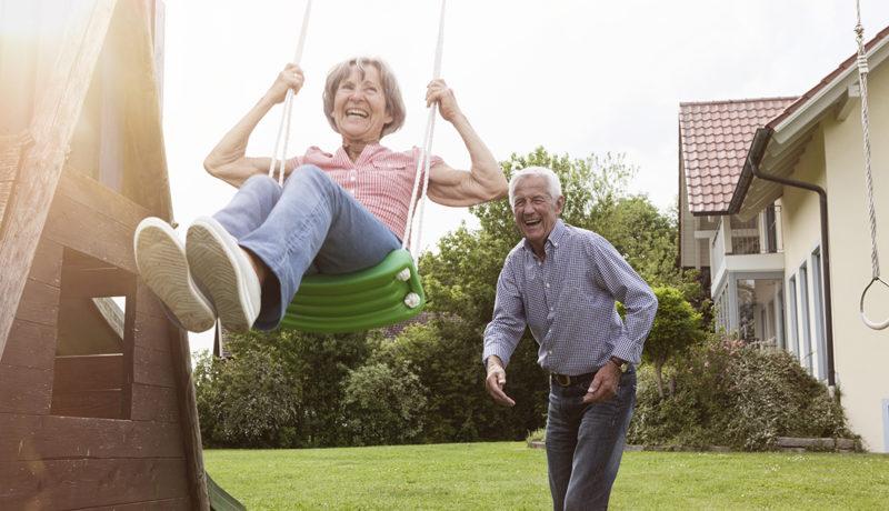 Sentirse más joven ayuda a vivir más tiempo