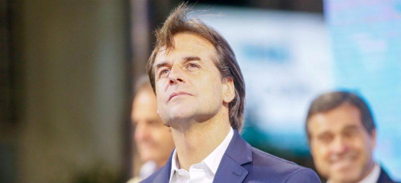 Lacalle Pou gana oficialmente las elecciones presidenciales de Uruguay