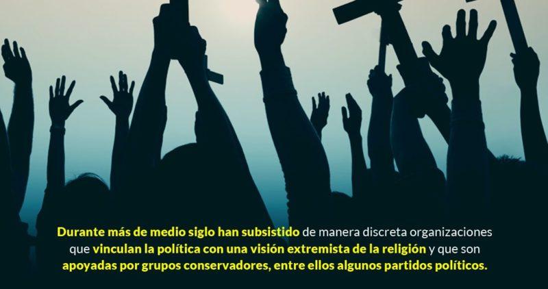 El PAN busca ser contrapeso a la 4T, y moviliza en redes una vieja agenda: la de grupos religiosos