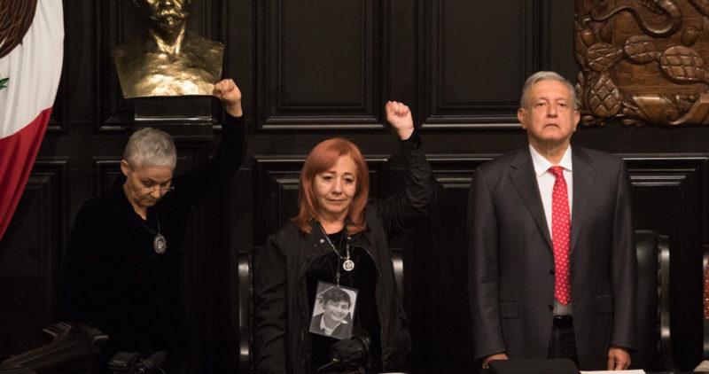 Rosario Piedra hace historia: Es la primera luchadora social que llega a la presidencia de la Comisión Nacional de Derechos Humanos