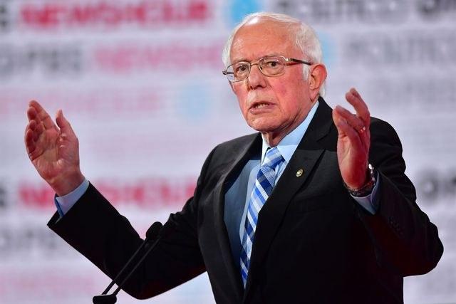 Bernie Sanders se recuperó de ataque al corazón