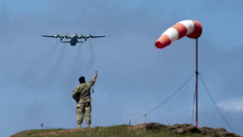 Desaparece un avión militar chileno con 38 personas a bordo tras despegar de Punta Arenas