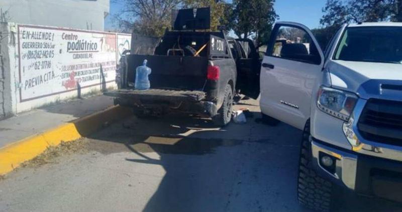 Durante la madrugada siguieron los enfrentamientos en Villa Unión, Coahuila: murieron otros 7, ya van 21