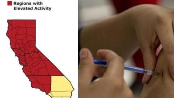 Más de 200 centros de vacunación gratuita contra la gripe están disponible en Los Ángeles. Ya han muerto 16 personas