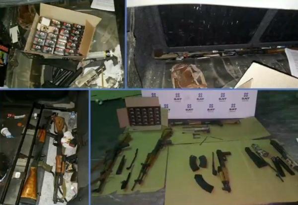 AMLO dijo que con el Procurador de EU, William Barr, hablará sobre la necesidad de que sea frenado el ingreso ilegal a México de armas y dólares
