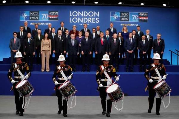 Miembros de la OTAN reafirman unidad entre las rabietas de Trump