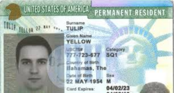 La tarjeta de residente puede ser renovada en línea si expira dentro del próximo semestre