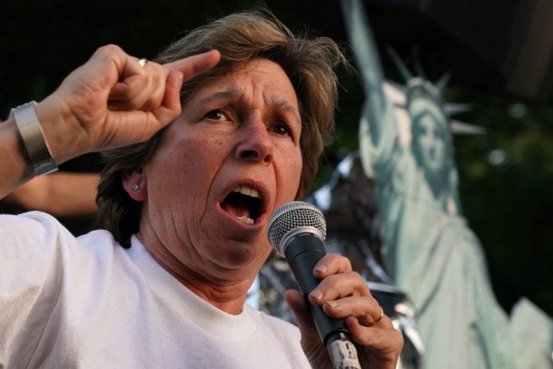 El 65% de estadounidenses aprueban a sindicatos, la cifra más alta desde 1965, afirma Randi Weingarten, lideresa de la Federación Americana de Maestros