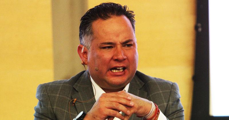 La UIF ya congeló  las cuentas bancarias de García Luna, confirma Santiago Nieto