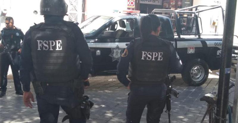 Policías de tres municipios de Guanajuato, implicados en siete desapariciones forzadas